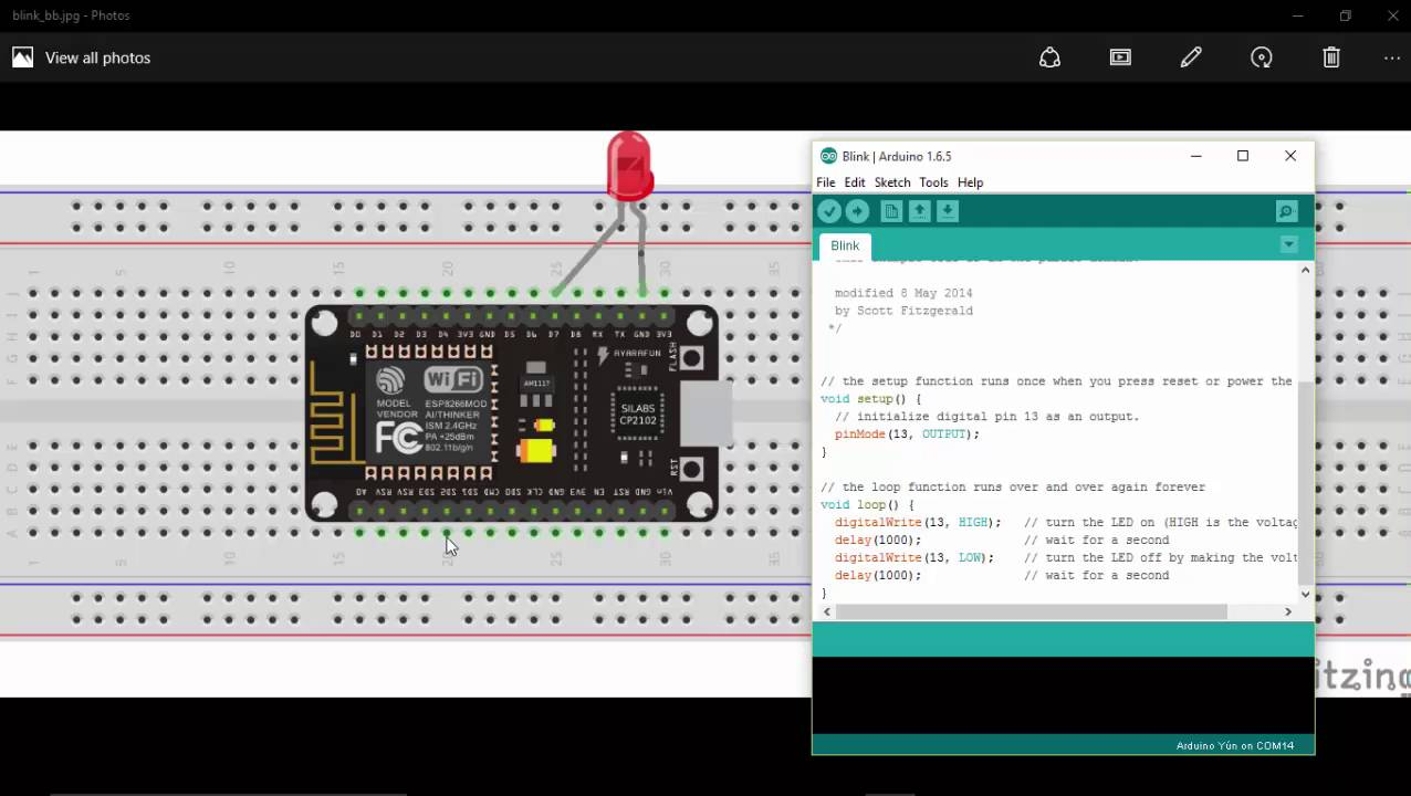 Install ESP8266 in Arduino IDE step by step guide
