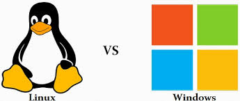 difference between Windows and Linux OS