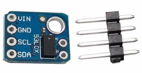 VL53L0X module pinout