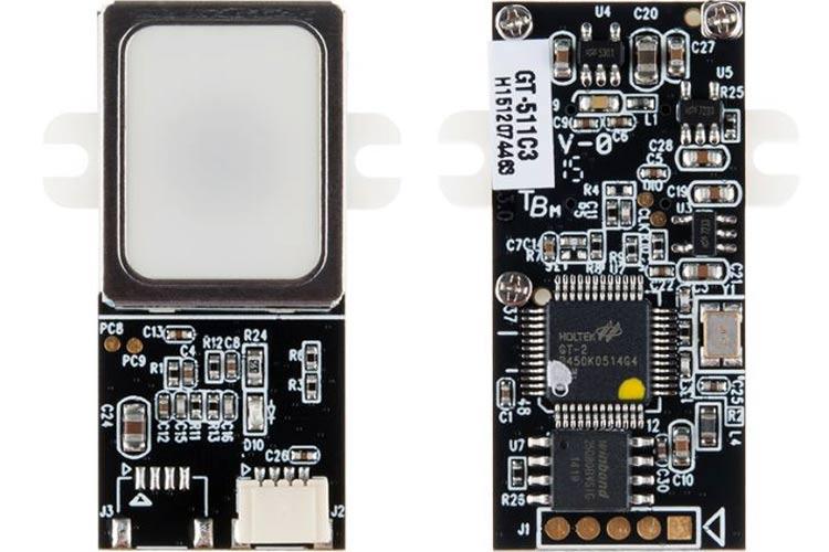 GT511C3 Fingerprint Scanner Module