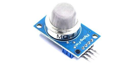 MQ4 Methane Gas Sensor module