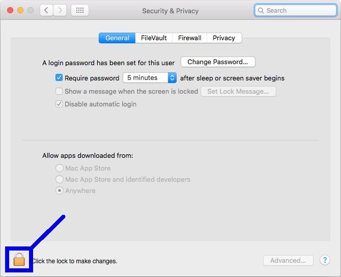 Installing Thonny IDE Mac OS X 3