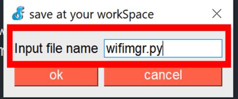 micropython wifi manager library upload upycraft ide 3
