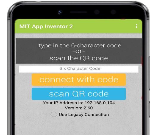 ESP8266 Google Firebase build your own app MIT Inventor 20