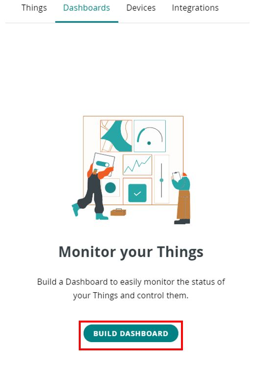 Arduino IoT cloud getting started 22