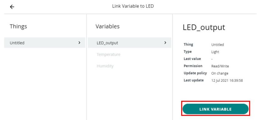 Arduino IoT cloud getting started 26