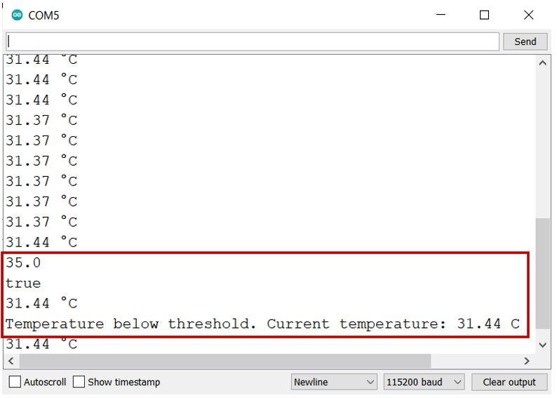 ESP32 & ESP8266 thermostat web server demo4