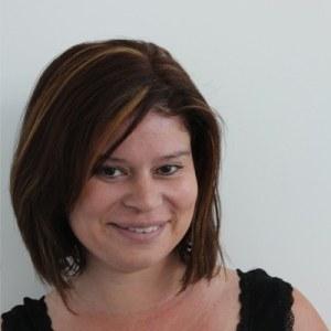 Élodie Damour, auxiliaire de crèche