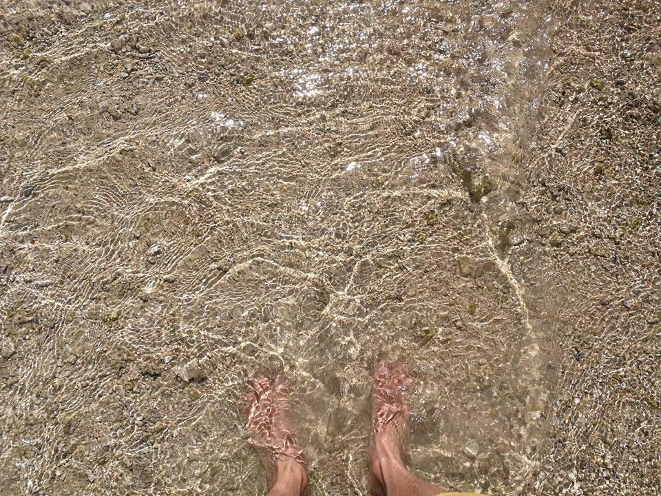 Kan vi finde vej til Mibaru Beach?