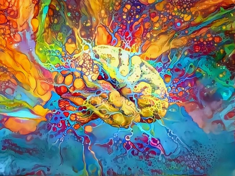 LSD Alters Consciousness by Breaking Down Barriers in the Brain