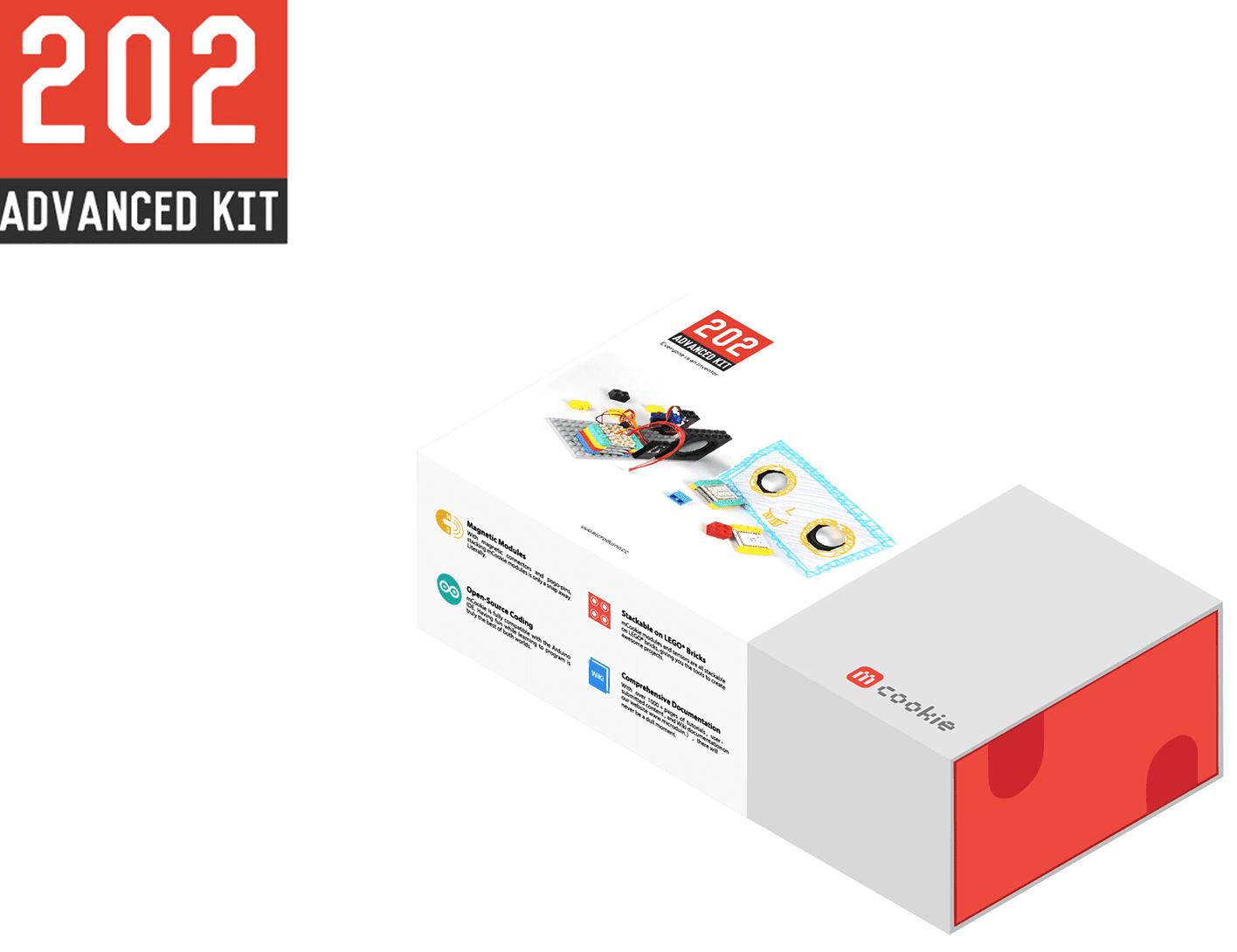 microduino mcookie packaging - Microduino