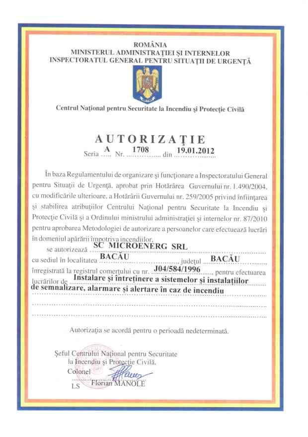 Autorizatie