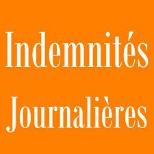 micro entrepreneur : indemnités journalières.