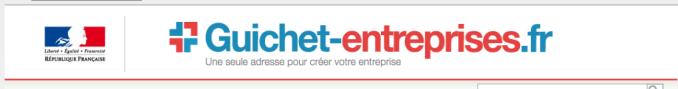 guichet-entreprise.fr