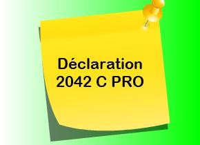 Déclaration d'impôts 2016 micro entrepreneur:droit commun