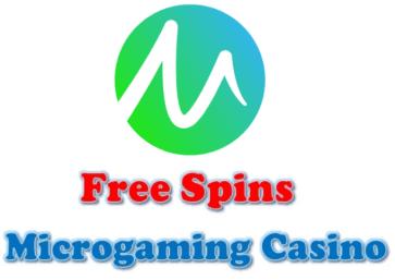 Microgaming Casino free spins - no deposit bonus, free play! Mega Moolah Jackpots!