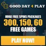 GDFplay Casino 300 free spins   200% bonus   $500 free cash