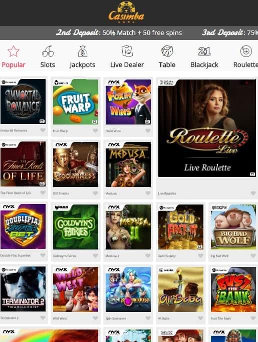 Dream Jackpot Online Casino free spins and no deposit bonuses