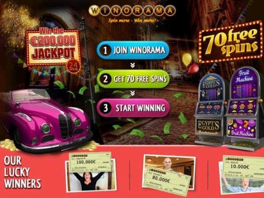 Winorama Casino Review