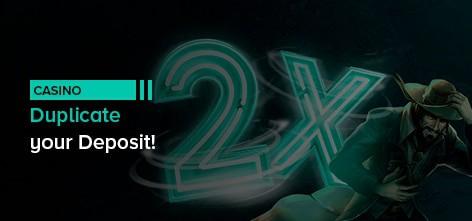 250% up to 4,000 USD Casino Deposit Bonus Package