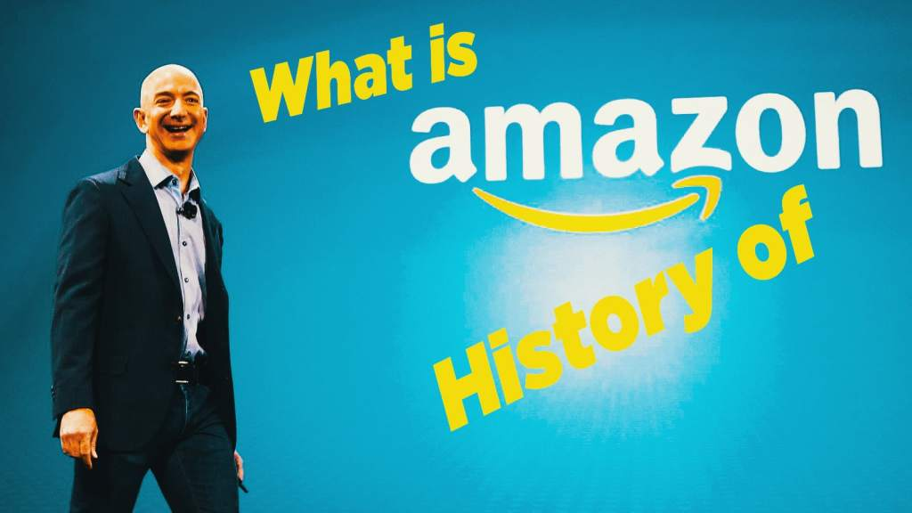 What is amazon history of amazon