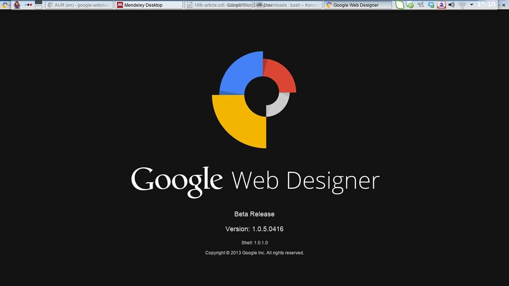 Google Web Designer: Free Download, Features, Requirements
