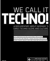 We Call It Techno DVD