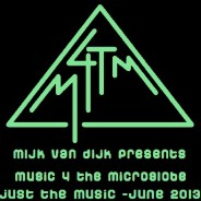 music 4 the microglobe #3, June 2013 (just the music)