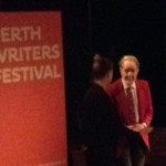 Jared Diamond in Perth