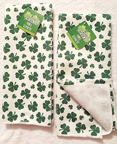 DII Cotton Decorative Valentines Day Dish Towel 18 X 28