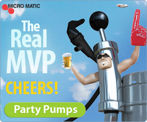 draft beer party pumps
