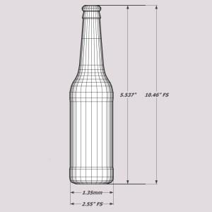 1:48 Beer/Soda Bottles - Ver3