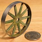 Steam Era Flywheels