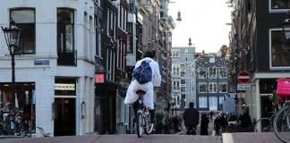 Ebikes could be automatically power limited in certain busy areas of Dutch cities if a successful trial is rolled out more broadly