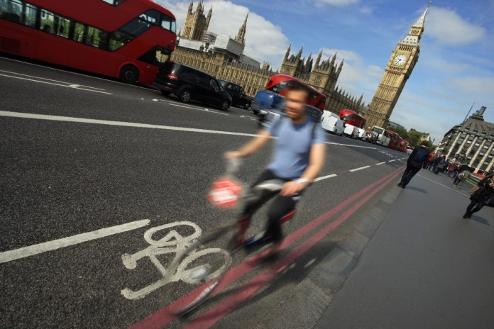 Active Travel in London