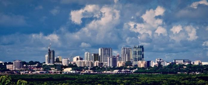 City of Darwin Skyline