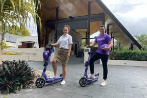 Beam Scooters in Port Douglas