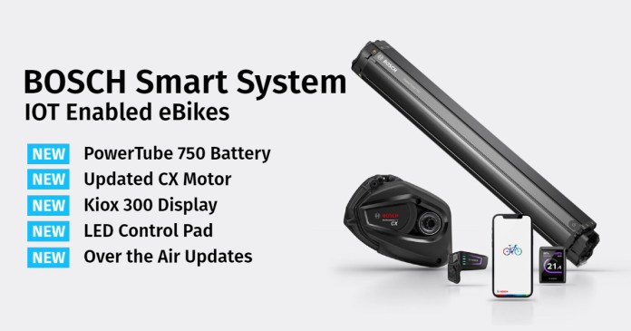 Bosch Smart System components