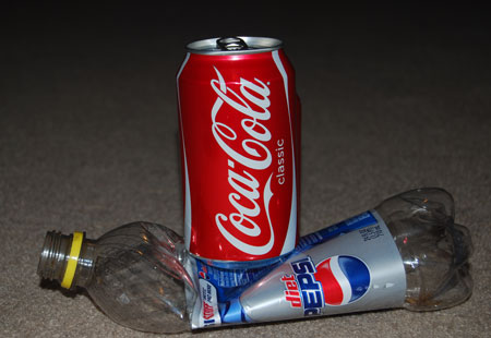 Coke, Pepsi change recipe to avoid cancer warning on the bottles (1/2)