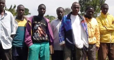 Training Jongeren over Vredesopbouw