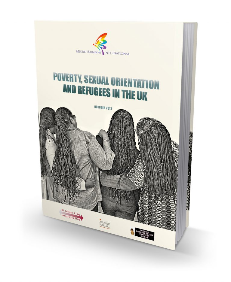 Poverty, sexual orientation and refugees in the UK