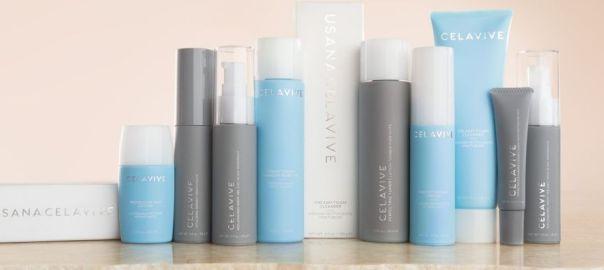 Celavive - Prezentare produse ingrijirea pielii