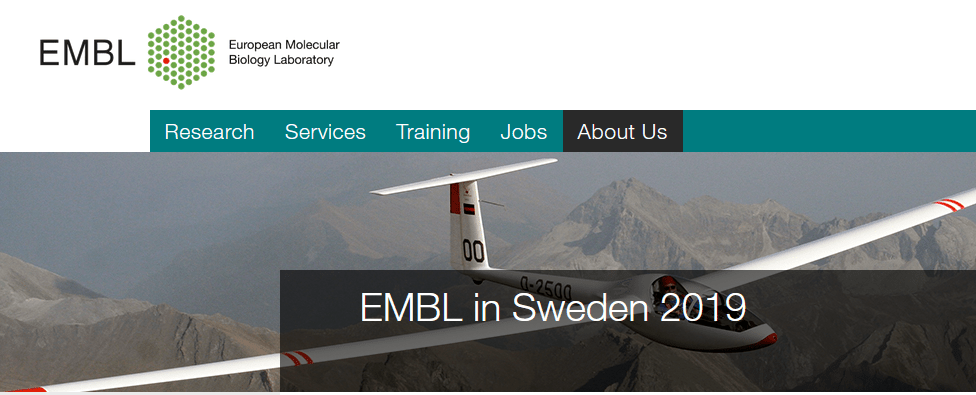 EMBL microscopy event in Göteborg