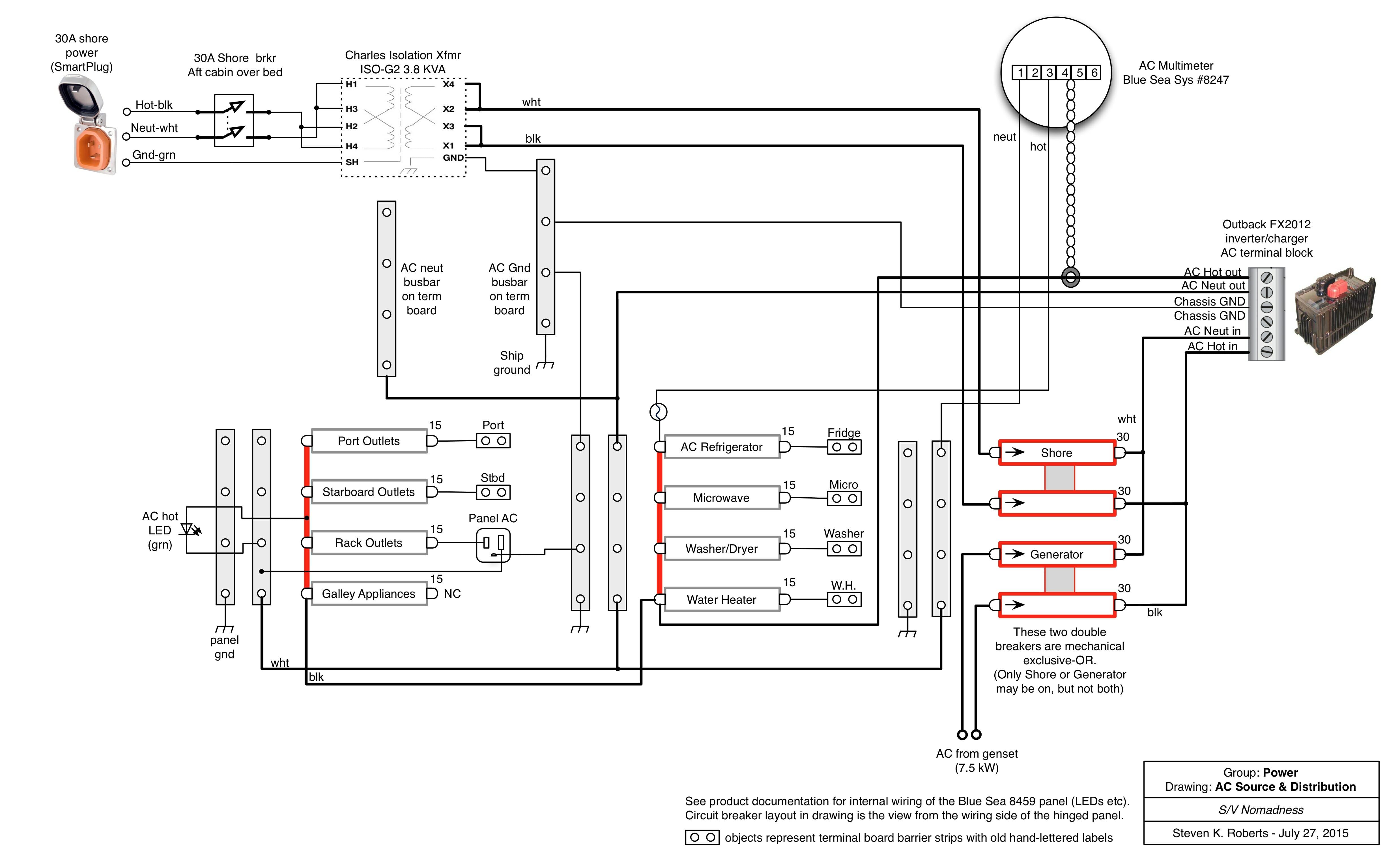 Norcold Refrigerator Wiring Schematic