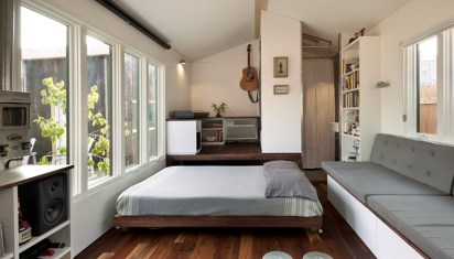 Minim House Trundle/Roll Out Bed Out