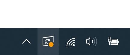 Hinweis auf verfügbare Windows Updates im Infobereich