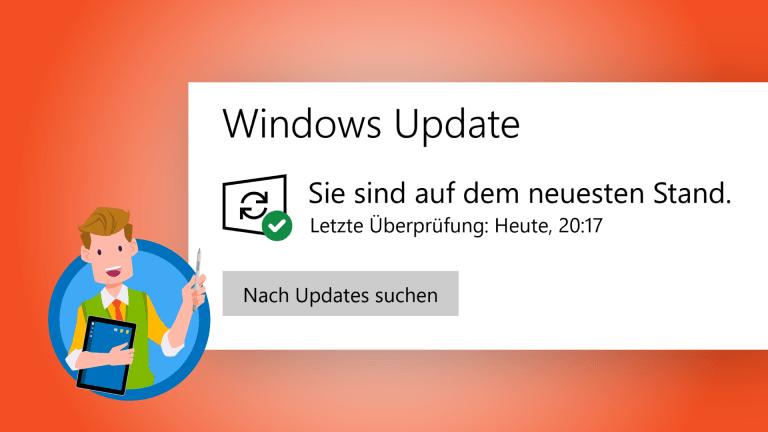 Updates für Windows 10, Office 365 und Apps - Teaser