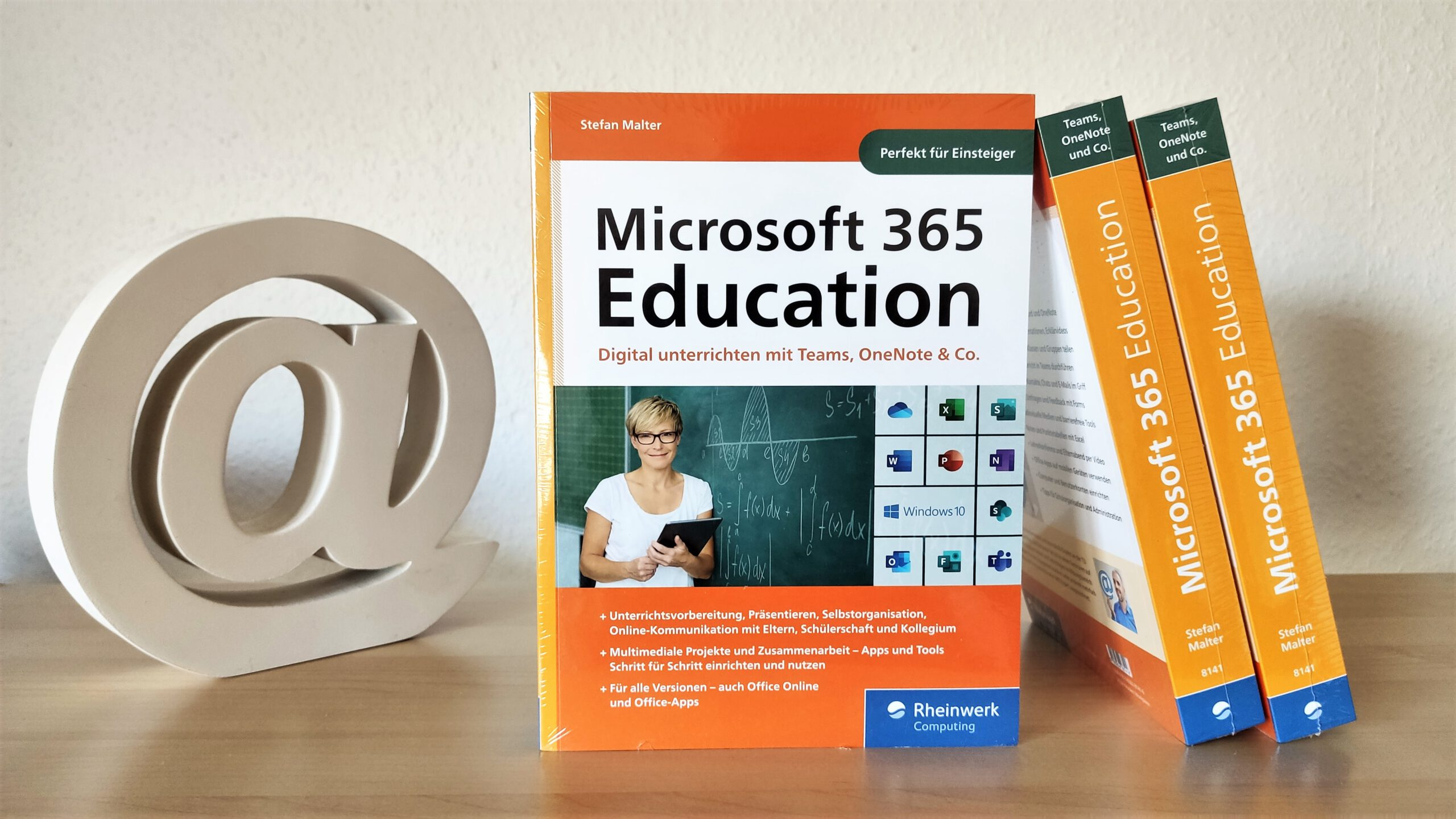 Microsoft 365 Education - Buch im Handel