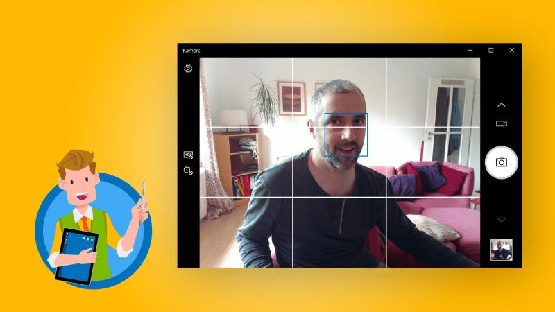 Kamera-App für Windows 10