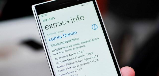Lumia Denim